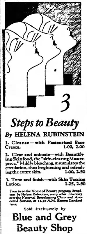 3 Steps to Beauty Newspaper Article