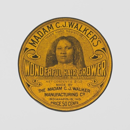 Madam C. J. Walker's Wonderful Hair Grower