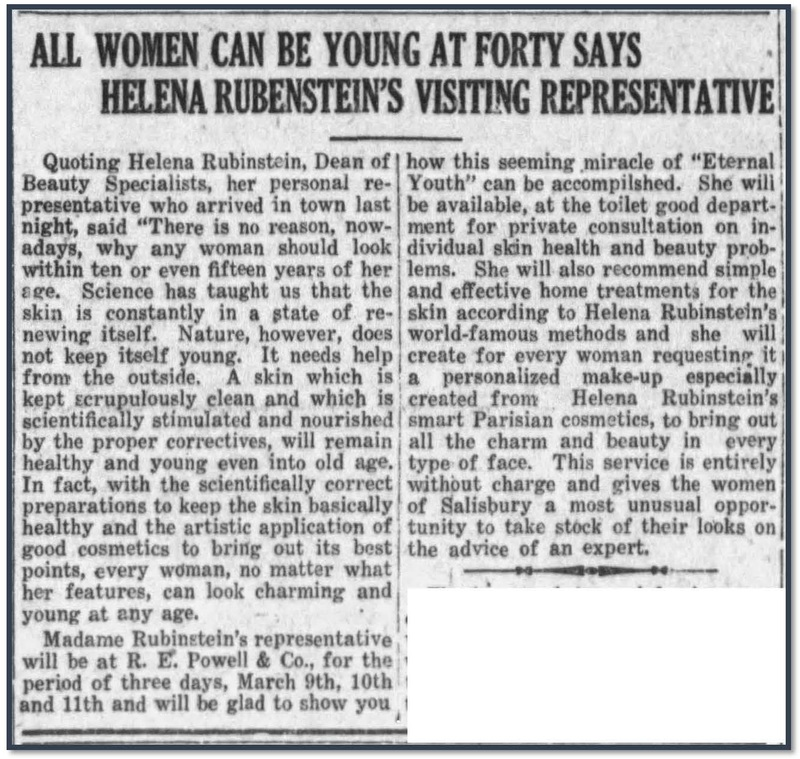 All Women can be Young at Forty