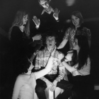Rehearsal for&nbsp;<em>Play it Again, Sam</em>, 1973